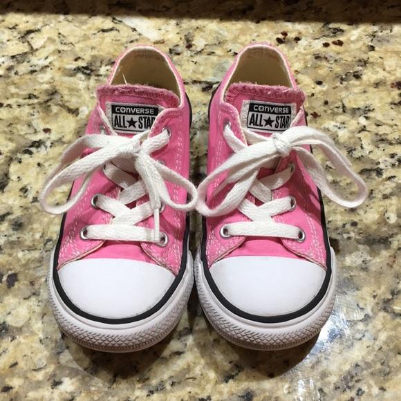 fb3555cb941e3f Converse Other - Toddler Girl Chucks